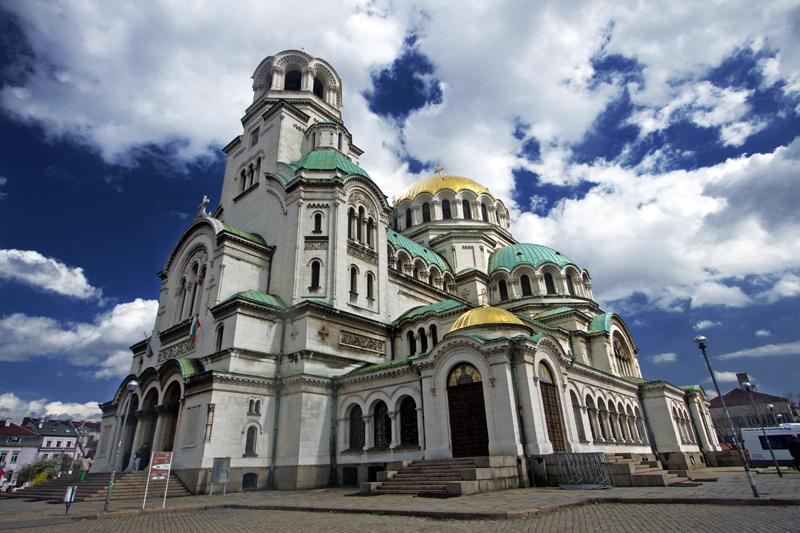 Собор Олександра Невського у Софії. Фото: wikipedia