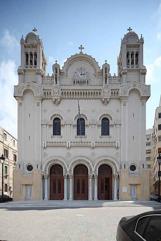 Благовіщенський собор в Олександрії. Фото: wikipedia