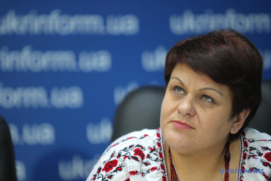 Людмила Говійна