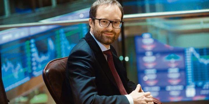 Марек Діттл, президент Варшавської фондової біржі