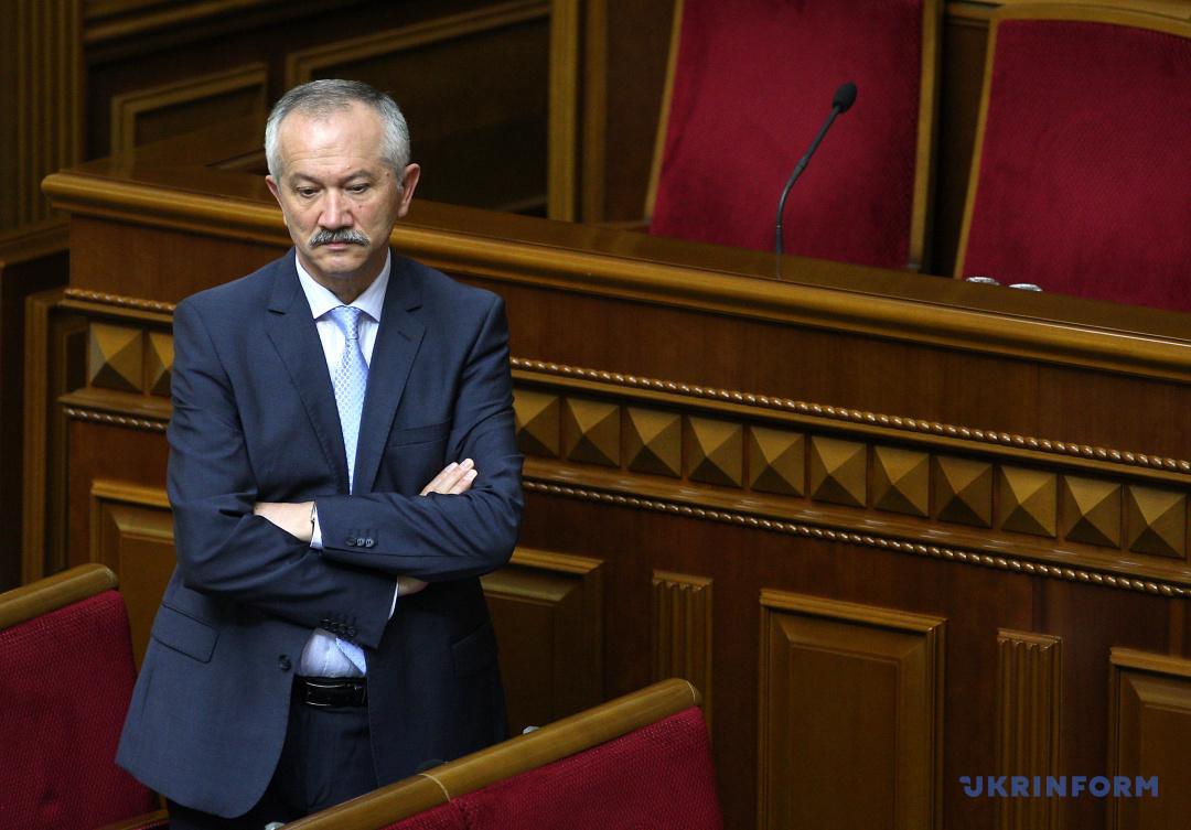 Віктор Пинзеник, нардеп ВРУ