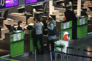 Регистрация на чартерные рейсы МАУ из «Борисполя» стала полностью автоматизированной