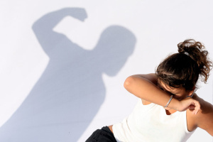 На Луганщине в четыре раза чаще стали жаловаться на домашнее насилие