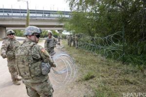 Мексика перебросила на границу с США тысячи военных и полицейских