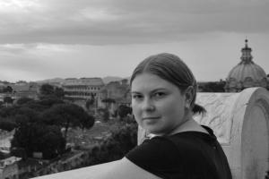 В Херсоне презентовали роман, посвященный Екатерине Гандзюк