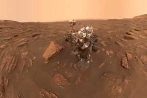 Curiosity нашел следы мегапаводков на Марсе