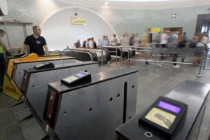 """На станції метро """"Вокзальна"""" можуть закрити вхід у пікові години до 26 серпня"""