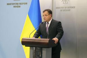 Defense Minister Poltorak: Ukraine won't give up its right to pass through Kerch Strait