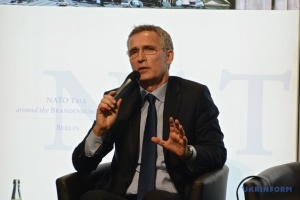 Stoltenberg: NATO buildup in Black Sea caused by Russia's aggression