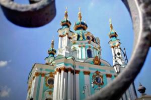 Меценати допоможуть збудувати нові сходи до Андріївської церкви