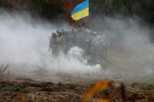 Ocupantes violan el alto el fuego cerca de Vodyane y Mariinka