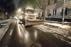 Снег и метели: киевлян предупредили об ухудшении погоды