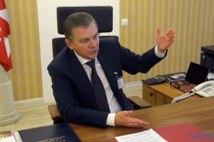 В Виннице почти с 69% голосов лидирует действующий мэр Моргунов - экзит-пола КИУ