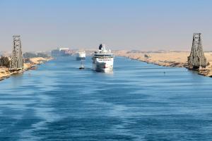 Єгипет почав модернізацію Суецького каналу