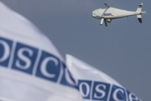 OSCE records 75 ceasefire violations in Donbas