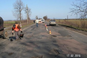 """Дороги на Закарпатті допоможуть """"латати"""" білоруси"""
