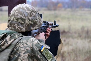 Russian-led forces violate ceasefire in Donbas nine times
