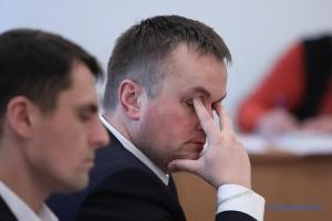 Суд не стал рассматривать заявление Холодницького относительно дела Мартыненко