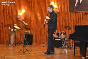 У Житомирі розпочинається ювілейний фестиваль «Сонячні кларнети»