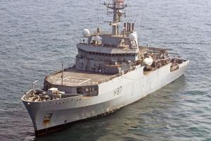 Британия предлагает провести военную операцию в Ормузском проливе