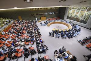 Радбез ООН не прийняв резолюцію щодо Ірану