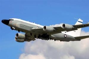 Військові літаки США провели розвідувальні польоти біля Криму - ЗМІ