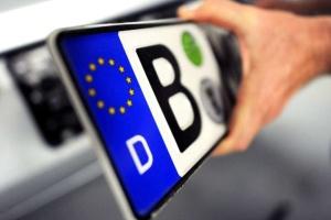 Рада ухвалила закони про пільгове розмитнення «євроблях»