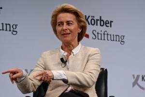Кандидат на посаду глави Єврокомісії хоче прискорити створення прикордонного корпусу