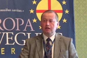 Австрія не має бути нейтральною щодо агресії РФ проти України – генсек Пан'європейського руху