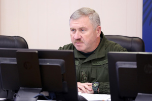 Court arrests ex-National Guard commander Yuriy Allerov