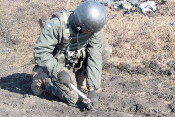 94 explosives disposed in Donetsk region over weekend