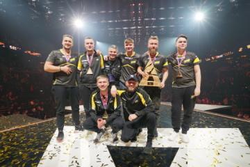 Ukrainian cyber athletes win international tournament