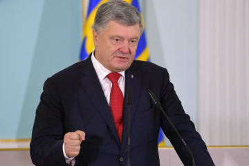 波罗申科:乌克兰队在世界摔跤比赛中获得5枚奖牌,这象征着乌克兰的胜利