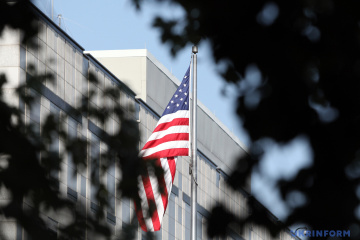 U.S. embassy: Ukraine's reaction to escalation in Donbas merits full support of Normandy Four