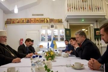 フィンランド正教会総主教、ウクライナ正教会の独立を支持:クリムキン宇外相