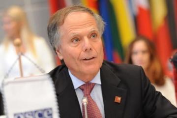 OSCE議長、被占領下ドンバスでの「選挙」は取り止められるべきと主張