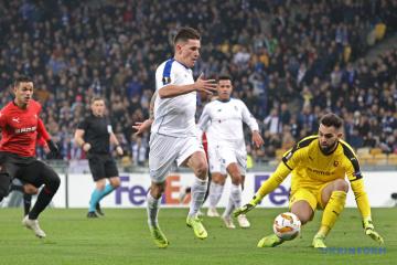 UEFA Europa League: Dynamo schlägt Rennes