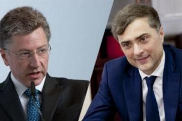 米国務省ウクライナ問題特別代表、スルコフ露大統領補佐官と会談の予定