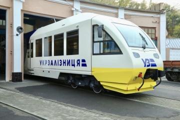 Ukrainer werden Ukrsalisnyzja verwalten, Deutsche werden sie unterstützen - Deutsche Bahn