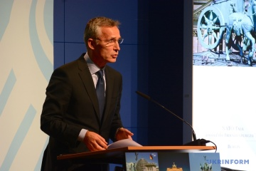 Stoltenberg: NATO builds up its presence in the Black Sea