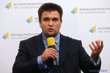 Klimkin und vier EU-Außenminister fliegen in Mariupol