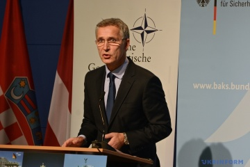 Stoltenberg: NATO ships to enter Black Sea in a few days to conduct exercises