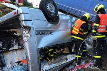 Foreign Ministry confirms death of four Ukrainians in Czech Republic