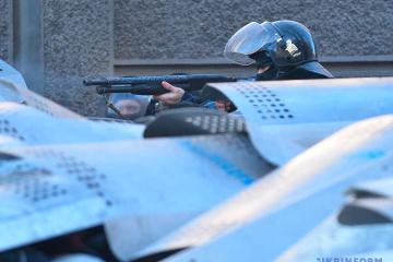 La police ukrainienne a arrêté un sniper qui a tiré sur les activistes en février 2014
