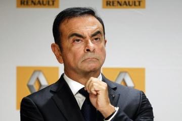 Экс-глава Nissan просит суд отпустить его под залог
