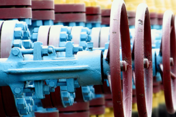 Over 81 bln cu m of gas transported to Europe via Ukraine's GTS this year