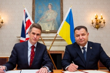 Ukraine, Great Britain to deepen cooperation in countering Russia's aggression – statement
