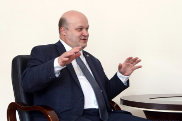 Ambassador Chaly: Issue of Nord Stream 2 unlikely to advance by year end