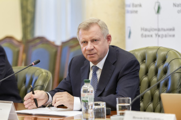 Zelensky submits motion to dismiss Smolii as NBU governor