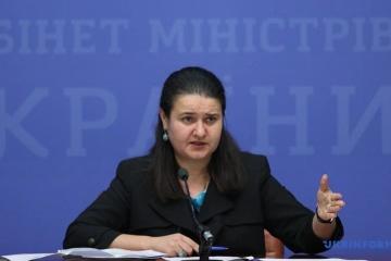 Ministre des Finances: L'économie ukrainienne est en croissance constante